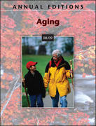 Annual Editions: Aging 08/09 21st edition 9780073397603 0073397601