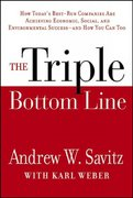 The Triple Bottom Line 1st edition 9780787979072 0787979074