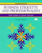 Business Etiquette and Professionalism 2nd edition 9781560524755 1560524758