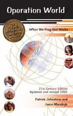 Operation World 2001 6th edition 9781850783572 1850783578