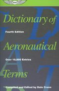 Dictionary of Aeronautical Terms 4th edition 9781560276104 156027610X