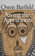 Saving the Appearances 2nd edition 9780819562050 081956205X