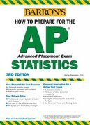 How to Prepare for the AP Statistics 3rd edition 9780764121937 0764121936