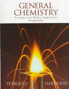General Chemistry 7th edition 9780135334980 0135334985