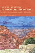 The Heath Anthology of American Literature 5th edition 9780618656332 0618656332