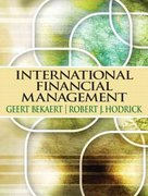 International Financial Management 1st edition 9780131163607 0131163604