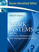 Work Systems 1st Edition 9780131406506 0131406507