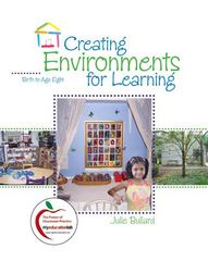 Creating Environments for Learning 1st Edition 9780131585799 0131585797