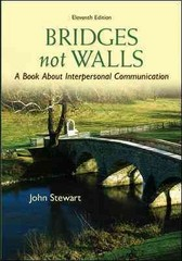 Bridges Not Walls 11th Edition 9780073534312 0073534315