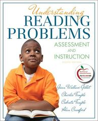 Understanding Reading Problems 8th Edition 9780132617499 0132617498