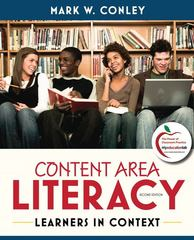 Content Area Literacy 2nd Edition 9780132690126 0132690128