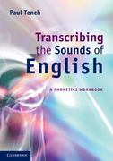 Transcribing the Sound of English 1st Edition 9780521166058 0521166055