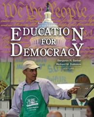 Education for Democracy 1st Edition 9780757587054 0757587054