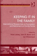 Keeping it in the Family 1st Edition 9781317109334 1317109333