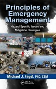 Principles of Emergency Management 1st Edition 9781439871201 1439871205