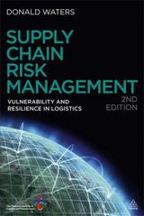 Supply Chain Risk Management 2nd Edition 9780749463939 0749463937