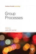 Group Processes 1st Edition 9781135254261 1135254265