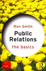 Public Relations 1st Edition 9780415675833 0415675839