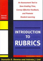 Introduction to Rubrics 2nd Edition 9781579225889 1579225888