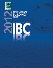 2012 International Building Code 1st Edition 9781609830403 1609830407