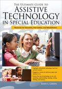 The Ultimate Guide to Assistive Technology in Special Education 0 9781593637194 1593637195