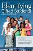 Identifying Gifted Students 2nd Edition 9781593637019 1593637012