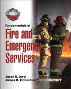 Fundamentals of Fire and Emergency Services with MyFireKit 1st Edition 9780131718357 0131718355