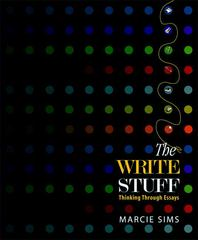 The Write Stuff 1st Edition 9780131942950 0131942956