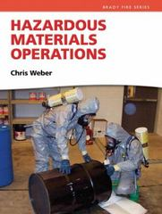 Hazardous Materials Operations 1st Edition 9780133004007 0133004007