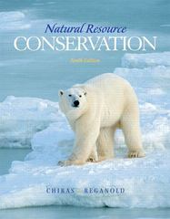 Natural Resource Conservation 10th edition 9780132251389 0132251388