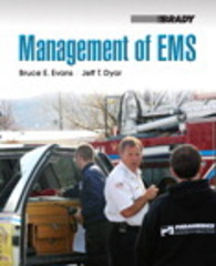 Management of EMS 1st Edition 9780132324328 0132324326