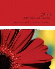 Crisis Intervention and Prevention 1st Edition 9780132431774 0132431777