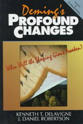 Deming's Profound Changes 1st Edition 9780132926904 0132926903