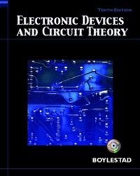 Electronic devices and circuit theory (10th edition) ebook.