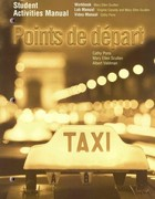 Student Activities Manual for Points de depart 1st edition 9780135136324 0135136326