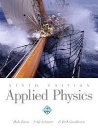 Lab Manual for Applied Physics 9th edition 9780135157343 013515734X