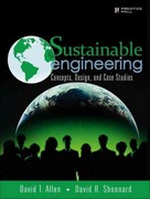 Sustainable Engineering 1st Edition 9780132756549 0132756544
