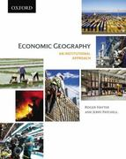 Economic Geography 1st Edition 9780195433791 0195433793