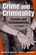 Crime and Criminality 2nd Edition 9781588267733 1588267733