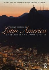 Doing Business In Latin America 1st Edition 9780415895996 0415895995