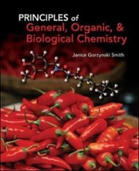 Package: Principles of General, Organic & Biochemistry with Connect Plus Access Card 1st edition 9780077468453 0077468457