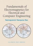 Fundamentals of Electromagnetics for Electrical and Computer Engineering 1st edition 9780136013334 0136013333