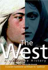 The West 2nd edition 9780136058229 0136058221