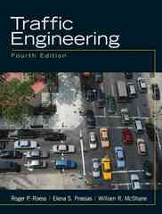 Traffic Engineering 4th Edition 9780136135739 0136135730