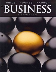 Business 11th edition 9781111526207 1111526206