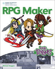 RPG Maker for Teens 1st edition 9781435459663 1435459660