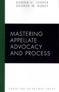 Mastering Appellate Advocacy and Process 0 9781594608018 1594608016