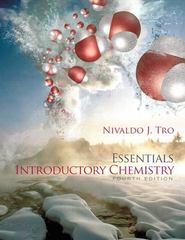 Introductory Chemistry Essentials Plus MasteringChemistry with eText -- Access Card Package 4th edition 9780321765802 032176580X