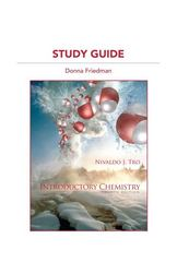 Study Guide for Introductory Chemistry 4th edition 9780321730107 0321730100