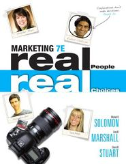 Marketing 7th Edition 9780132176842 013217684X